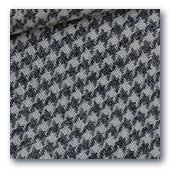 Gray Houndstooth